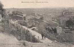 Marseillette (Aude) - Quartier Des Poilus - France