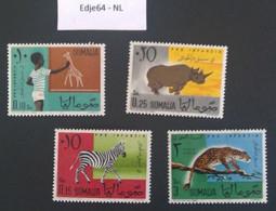 1960 Somalië Voor Het Kind, Zoogdieren - Somalia (1960-...)