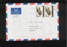 Ethiopia 2000 Interesting Airmail Letter - Ethiopie