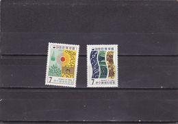 Corea Del Sur Nº 529 Al 530 - Korea, South