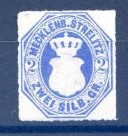 Mecklenbourg-Strelitz N°5 - Cote 50€ - (F1737) - Mecklenburg-Strelitz