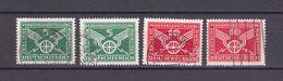 Deutsches Reich - 1925 - Michel Nr. 370/371 - Gestempelt - 40 Euro - Deutschland