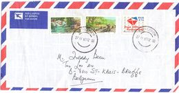 Omslag Enveloppe - Stempel Bethlehem - Zuid Afrika 1992 - South Africa (1961-...)