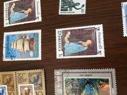 DOMINICA NATALE 75 1 VALORE - Timbres