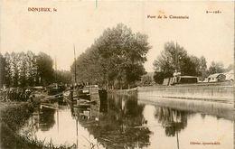 Donjeux * Port De La Cimenterie * Péniche Batellerie - Francia