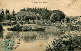 Humes * La Scierie * Métier Bois - Francia