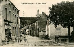 Latrecey * Rue De L'église * épicerie Mercerie * Hôtel Du Commerce - Francia