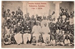 Swedish Church Mission. Heathen School In South India - Christianisme