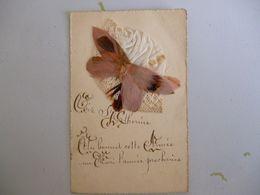 Bonnet De Sainte Catherine  ( Vrai Plumes Superbe ) - Sainte-Catherine