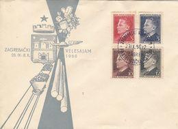 YUGOSLAVIA Cover 294 - Storia Postale