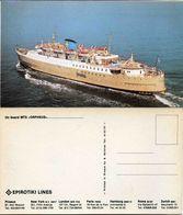 """Ship Postcards - Passenger   Ship : """"Orpheus      """" Variant  Read Description - Barcos"""