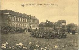 BRAINE-LE-COMTE : Place De La Victoire - Braine-le-Comte