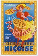Recette La Pissaladière. Grande Spécialité Niçoise - 110072 - Créations DeLap - TBE - Ricette Di Cucina