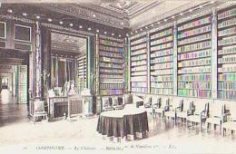 Oise        762        Compiegne.Le Château.Bibliothèque De Napoléon 1er - Compiegne