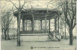LA LOUVIERE : Le Parc Et Le Kiosque - La Louvière