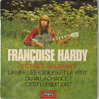 FRANCOIS HARDY - Etonne-moi,benoit - 45 Rpm - Maxi-Singles