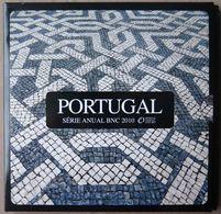 POX2010.1 - COFFRET BU PORTUGAL - 2010 - 1 Cent à 2 Euros - Portugal