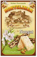 Recette Drôme Provençale MONTELIMAR Le Nougat - 110144 - Créations DeLap - TBE - Ricette Di Cucina