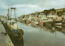 Port-en-Bessin Le Port De Pêche Bateaux De Pêche - Port-en-Bessin-Huppain