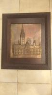 Oeuvres De Arthur Puyt (1873-1955) Bronze. Hôtel De Ville . Peut-être Ieper. Ypres - Bronzes