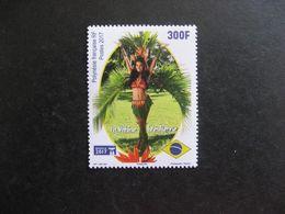 Polynésie: TB Paire Avec Intervalle Du N° 1173, Neuve XX. - Neufs