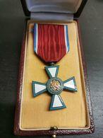 Luxembourg Médaille, Ordre De Mérite - Jetons & Médailles