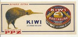 BUVARD ANCIEN / CIRAGE KIWI - Blotters