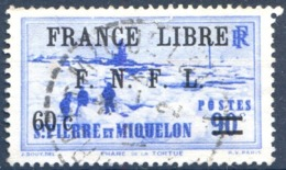 Saint Pierre Et Miquelon N°276 - Oblitéré - Cote 25€ - (F1781) - Oblitérés