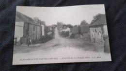 CPA 44 St Julien De Vouvantes - L'arrivée De La Chapelle Glain - Saint Julien De Vouvantes