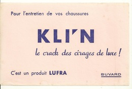 BUVARD ANCIEN / KLI'N CIRAGE DE LUXE - Blotters