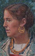 Basilio Cascella Italian Painter Vintage Painting Postcard - Pittura & Quadri