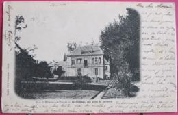 Visuel Pas Très Courant - 78 - L'Etang La Ville - Le Château - Vue Prise Du Parterre - Précurseur 1902 - Recto-verso - Autres Communes