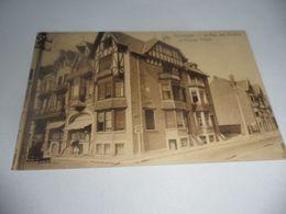 Duinbergen La Rue Des Anglais Et Rampe Albert - Heist