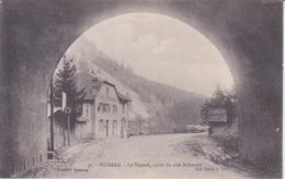 88 - BUSSANG - LE TUNNEL SORTIE DU COTE ALLEMAND - Bussang
