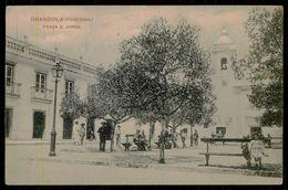 GRANDOLA - Praça D. Jorge (Ed. Pablo Junior) Carte Postale - Setúbal