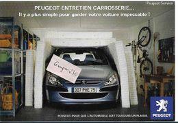 PEUGEOT Entretien - Turismo