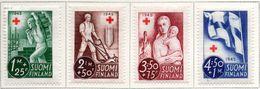 1945 - FINLANDIA - Mi. Nr. 291/294 - LH -  (UP.70.47) - Nuovi