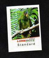 BRD - Privatpost  - Lünebote - Vögel -Papagei - Parrot Perroquet Loro - Parrots