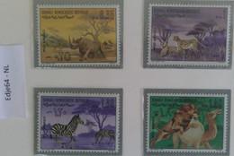 1971 Somalië Inheemse Fauna - Somalia (1960-...)