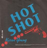 Hot Shot - Karen Young - Atlantic Records - Disco, Pop