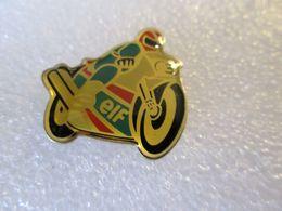 PIN'S    MOTO  ELF - Motos