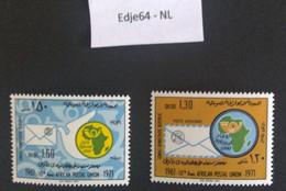 1972 Somalië Afrikaanse Post Unie - Somalia (1960-...)