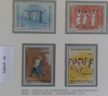 1973 Volksdansen - Somalia (1960-...)