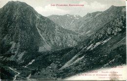 CPA -  L'HOSPITALET - VALLEE DU SISCA - Francia