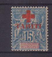 TAHITI : N° 34 * . TB . 1915  . ( CATALOGUE YVERT ) . - Tahití