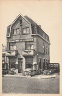 Zeebrugge : Pension Restaurant Du Parc, Blieck - Dobbels ( PUB Bière Bier Bieren Meiresonne  Brasserie Brouwerij - Zeebrugge