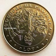 Monnaie De Paris 46.Padirac - Gouffre De Padirac 2004 - Monnaie De Paris