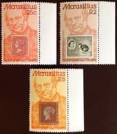 Mauritius 1979 Rowland Hill MNH - Mauricio (1968-...)