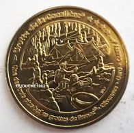 Monnaie De Paris 30 Grotte La Cocalière - Spéléologues 2013 - Monnaie De Paris