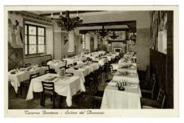 Ref 1384 - Early Postcard - Albergo Ristorante Taverna Dantesco - Torino Italy - Bars, Hotels & Restaurants